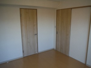 横浜市神奈川区 和室から洋室へ 施工前