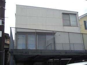 横浜市 青葉区 外壁塗装 Before