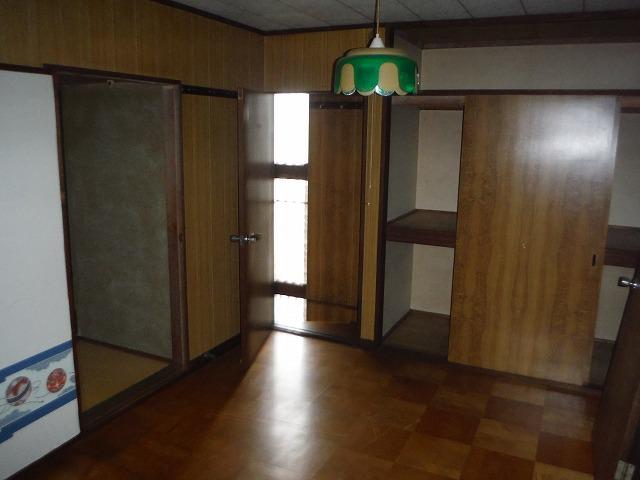 横浜市鶴見区 戸建 間取り変更 内装 Before 2