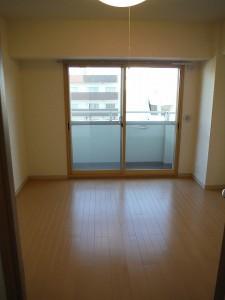 横浜市神奈川区 和室から洋室へ 施工後