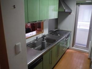 国立市 マンション キッチン Before