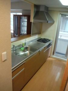 国立市 マンション キッチン After LIXIL Shiera【シエラ】
