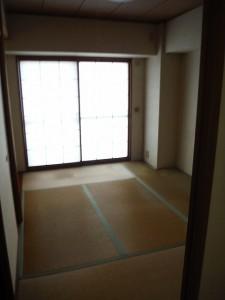横浜市神奈川区 和室 解体 施工前