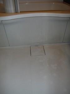 多摩市 浴室 清掃 クリーニング Before