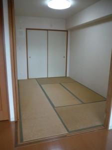 横浜市 南区 和室 リフォーム Before