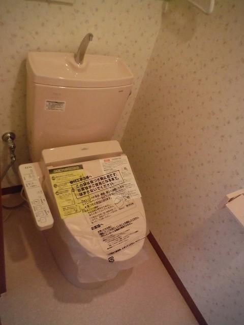 横浜市 マンション トイレ交換工事 After
