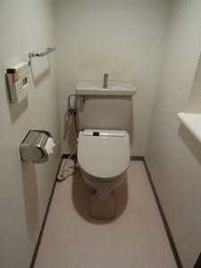 川崎市宮前区 マンション トイレ交換 Before