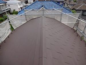 東京都 多摩市 屋根 カバー工法 After