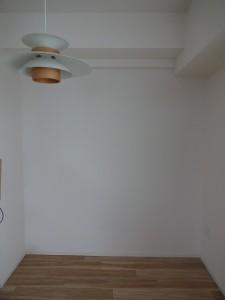 東京都葛飾区 アクセントクロス  壁紙 マンション Before