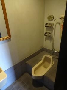 神奈川県 川崎市 多摩区 店舗 トイレ 交換 Before