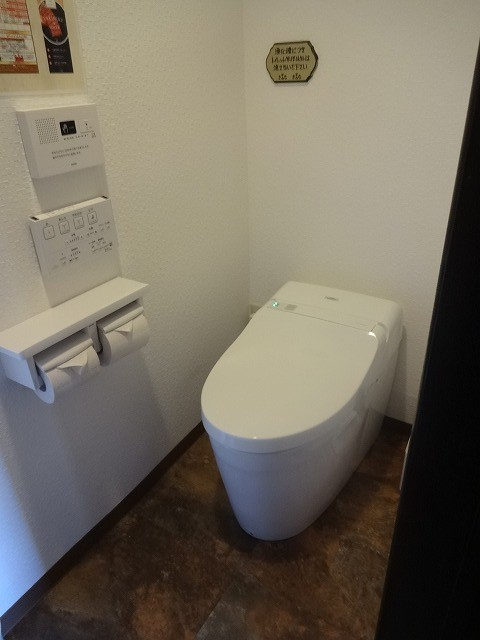 神奈川県 川崎市 多摩区 店舗 トイレ 交換 After