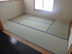 横浜市神奈川区 マンション 畳表替え After