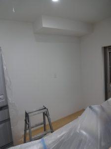 神奈川県 伊勢原市 カップボード設置 ラクシーナ Before