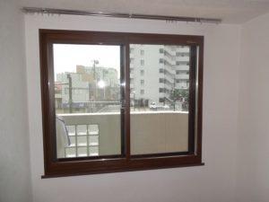 横浜市神奈川区 内窓設置 プラマードU