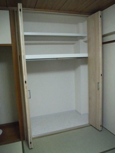 神奈川県川崎市宮前区 クローゼット造作 内側