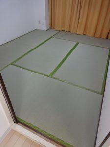 神奈川県横浜市緑区 マンション 畳表替