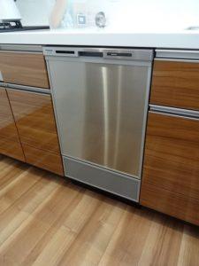 東京都調布市 新築マンション 食洗機 新設 パナソニック NP-45MD7S フルオープン  After