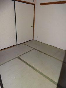 神奈川県 大和市 内装 壁紙 クッションフロア 張替 畳表替え