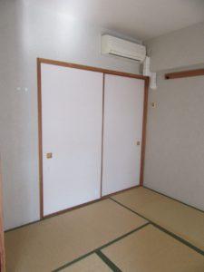 神奈川県 横浜市 保土ヶ谷区 畳表替え Before