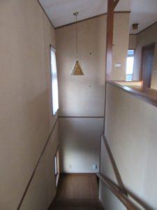 神奈川県 横浜市 神奈川区 壁紙 内装 塗装 Before
