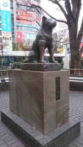 東京都 渋谷区 ハチ公