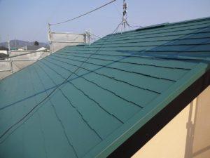 神奈川県 相模原市 中央区 屋根 塗装工事 After